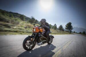 Mit der Harley-Davidson Livewire auf Weltrekord-Jagd