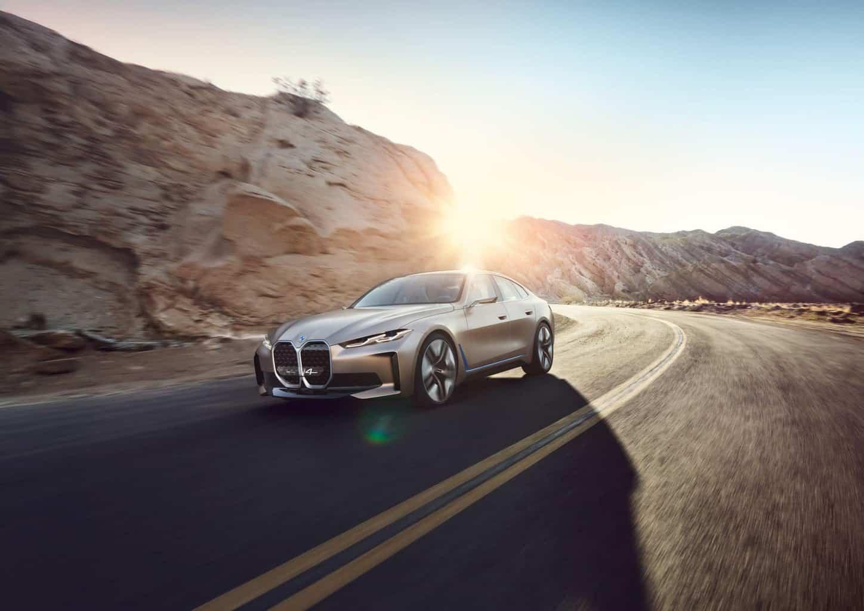 BMW Concept i4: Alle Daten, Fakten und Fotos auf einen Blick