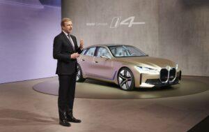 """BMW geht in """"Hohe Vorleistungen für Zukunft der Mobilität"""""""
