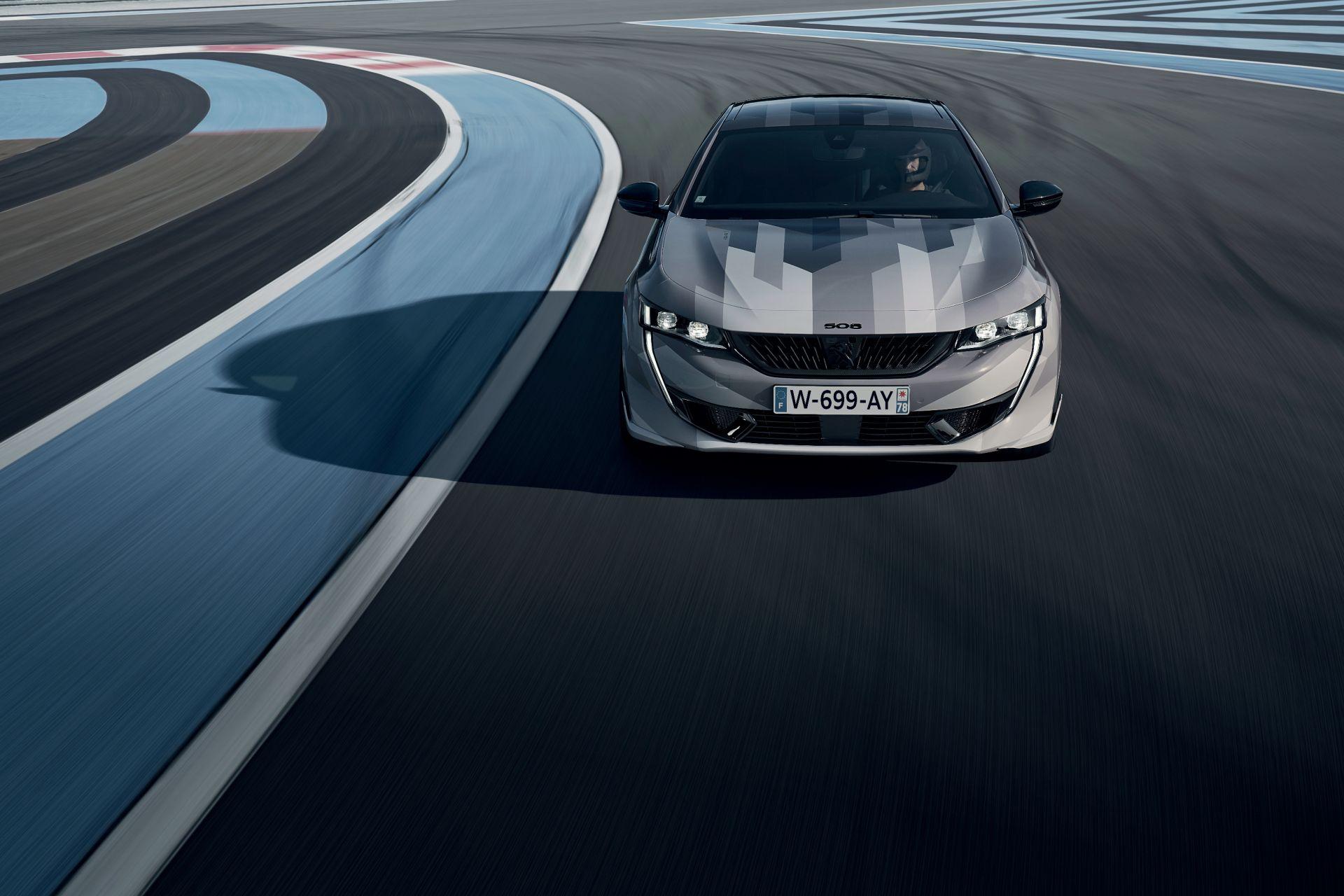 PEUGEOT 508 Peugeot Sport Engineered: Auf dem Weg in eine sportliche und nachhaltige Zukunft