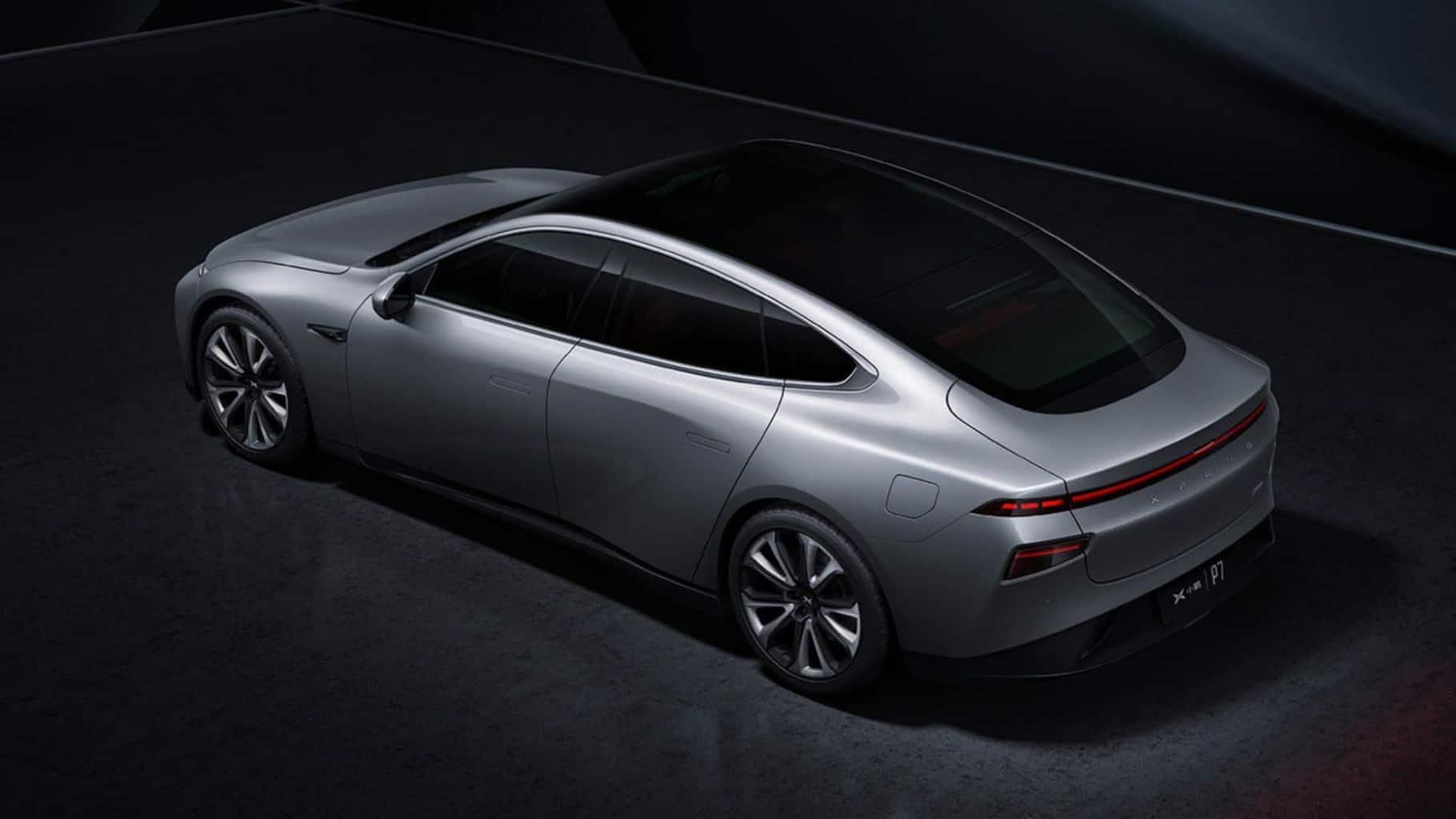 Xpeng Motors bringt den P7 auf amerikanische Straßen
