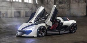 Apex Motors: E-Sportwagen AP-0 mit 515 km Reichweite und Schnellladefähigkeit