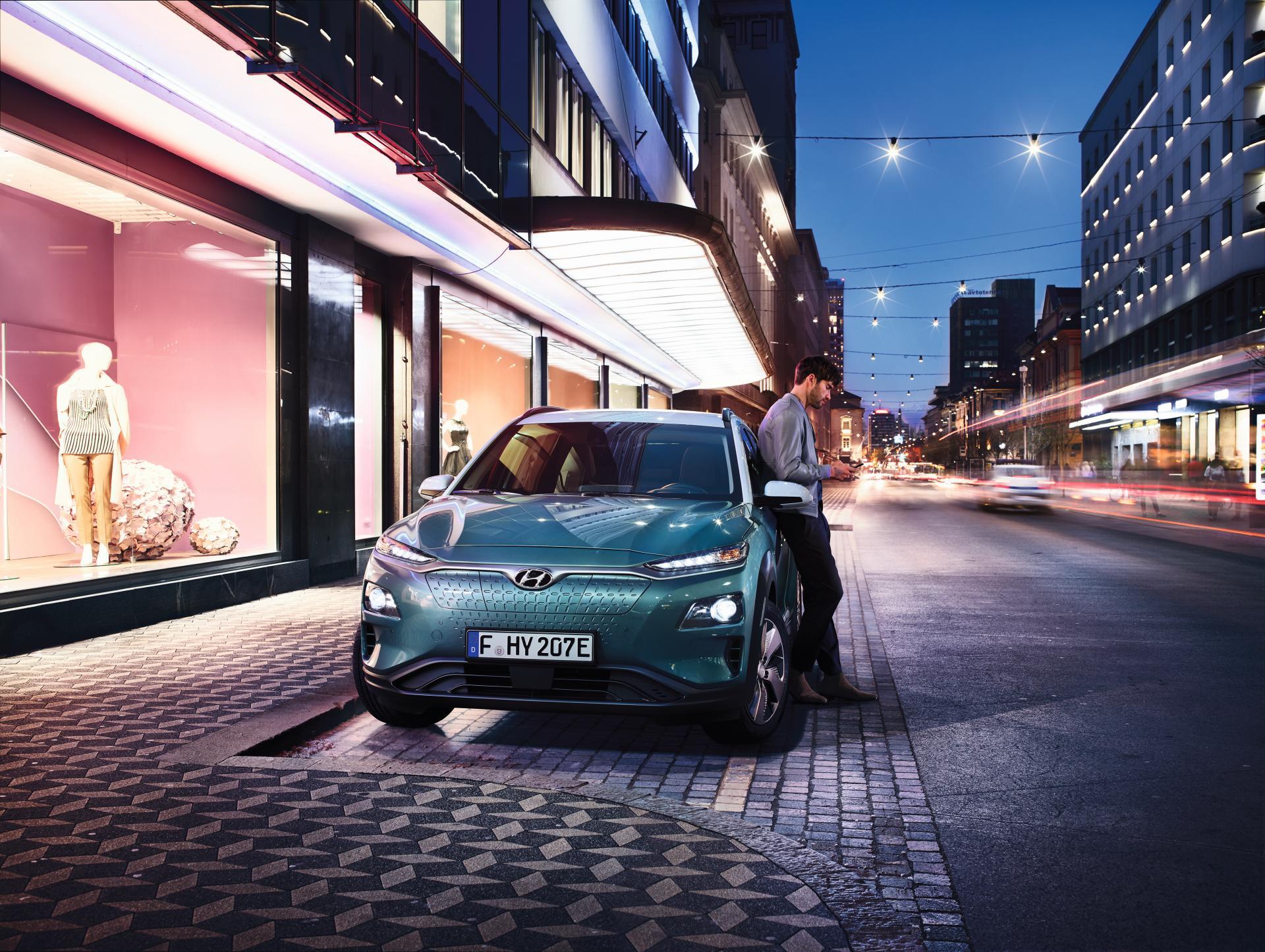 """Hyundai: Kona ist """"das wichtigste Fahrzeug, um die CO2-Grenzwerte zu erfüllen"""""""