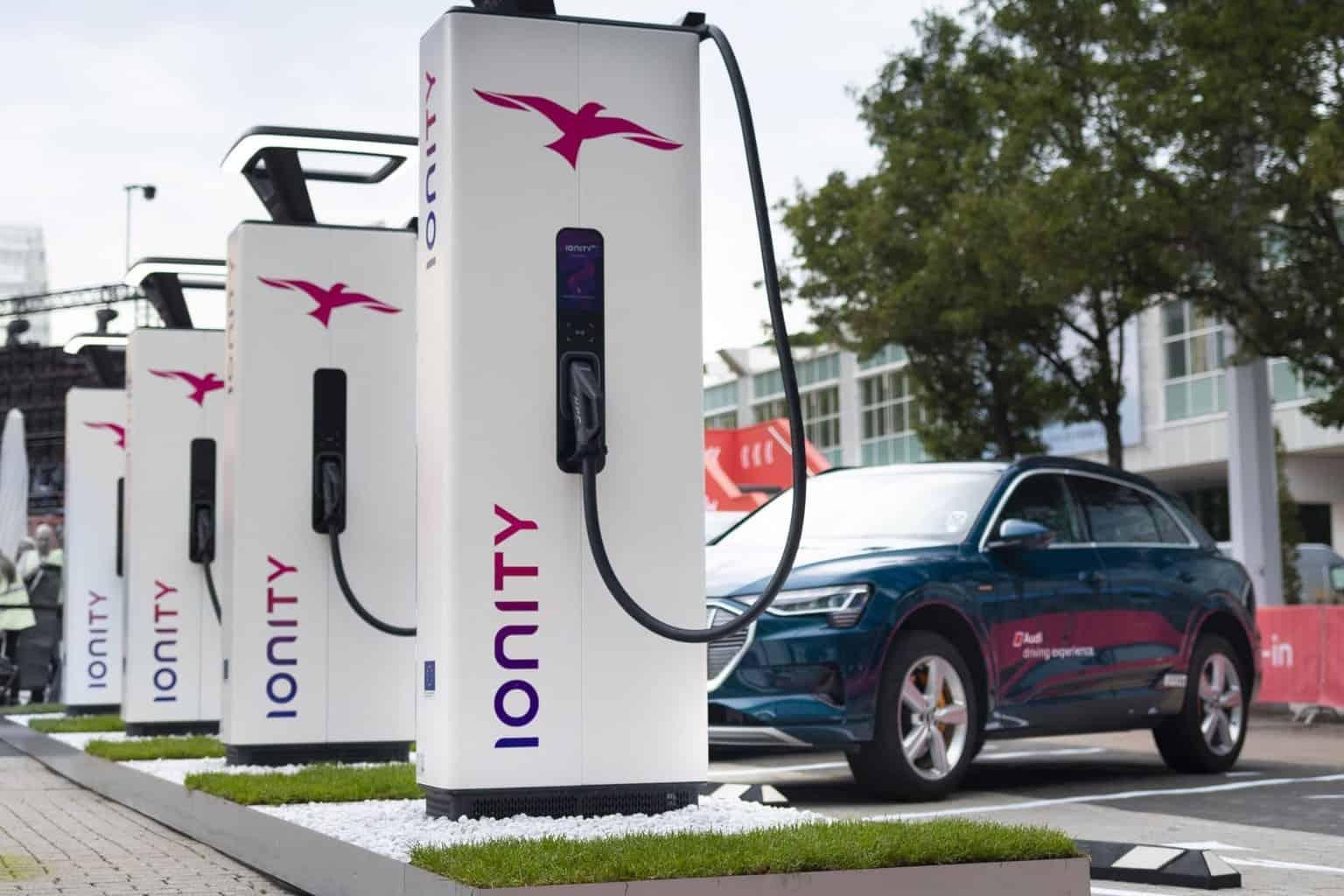 Ionity-Preispolitik lässt EnBW Abstand vom Schnellladenetzwerk nehmen