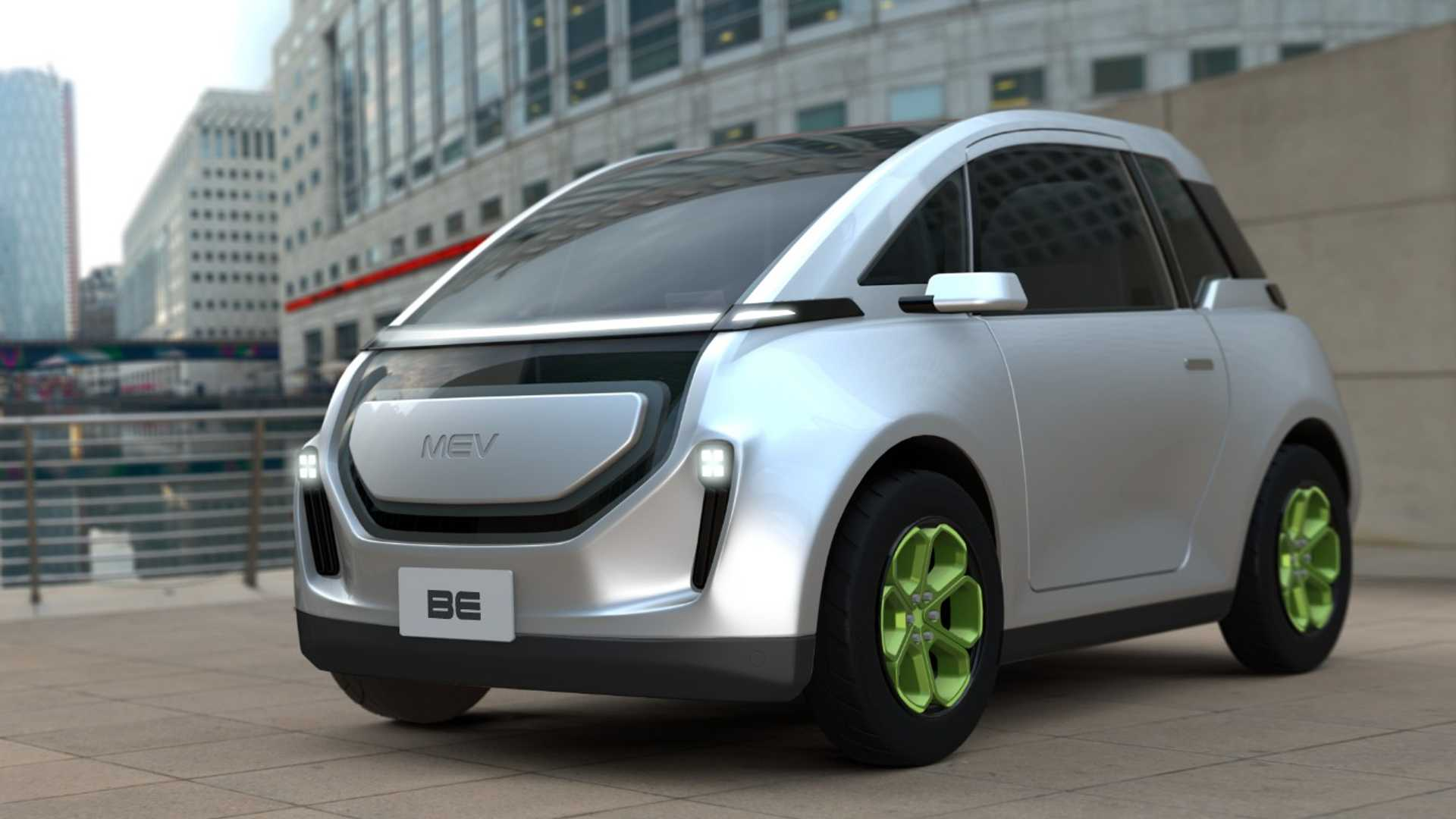 BeeAnywhere: Preiswertes Elektro-Stadtauto aus Manchester