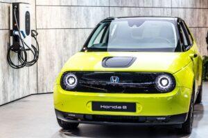 Honda e:PROGRESS: Mit erneuerbarer Energie zum günstigsten Zeitpunkt laden