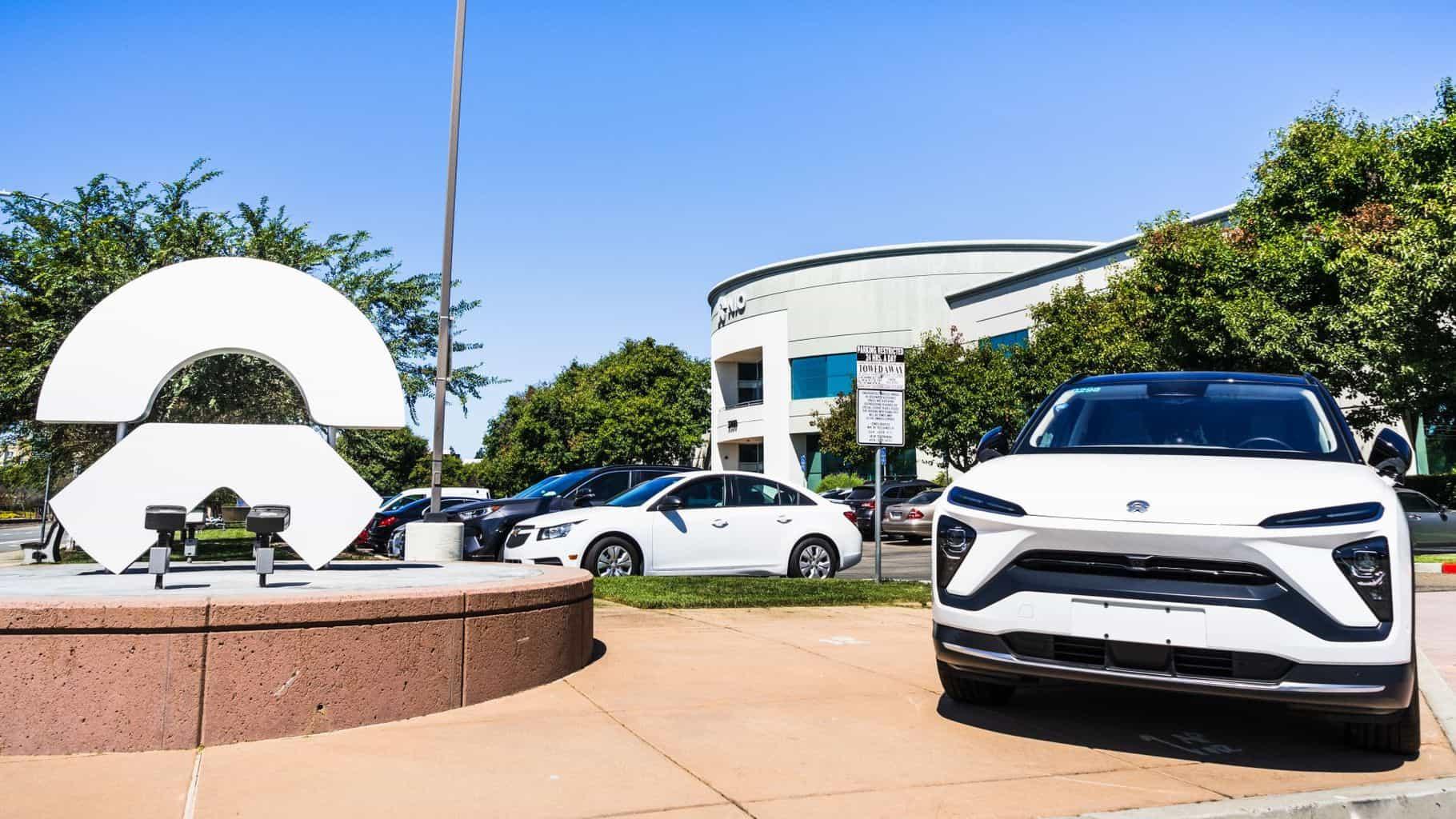 Chinesischer E-Auto-Hersteller NIO äußert Zweifel an seiner Zukunft