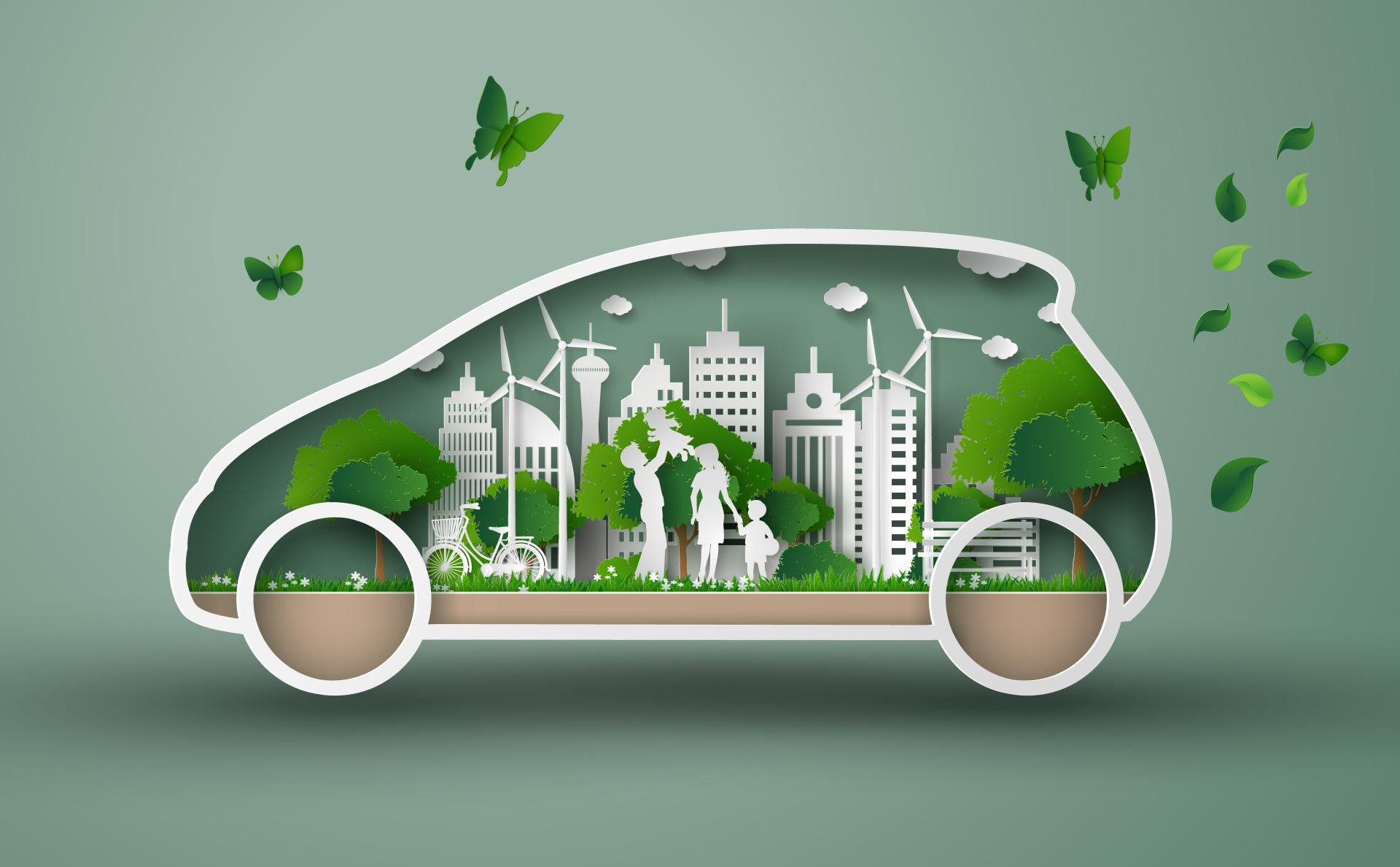 Weitere Studie bestätigt Umweltvorteil von Elektroautos - aber Ökostrom ist entscheidend