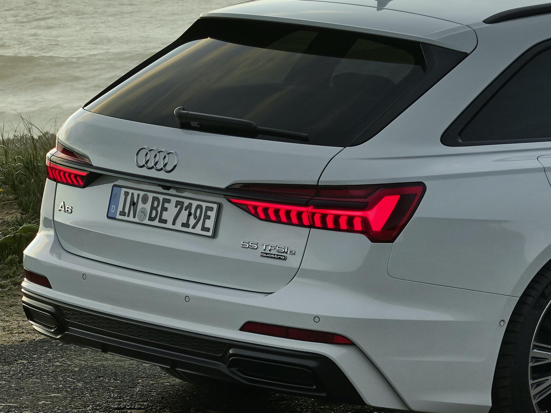 Audi Bietet A6 Kombi Nun Auch Als Plug In Hybrid An Elektroauto News Net