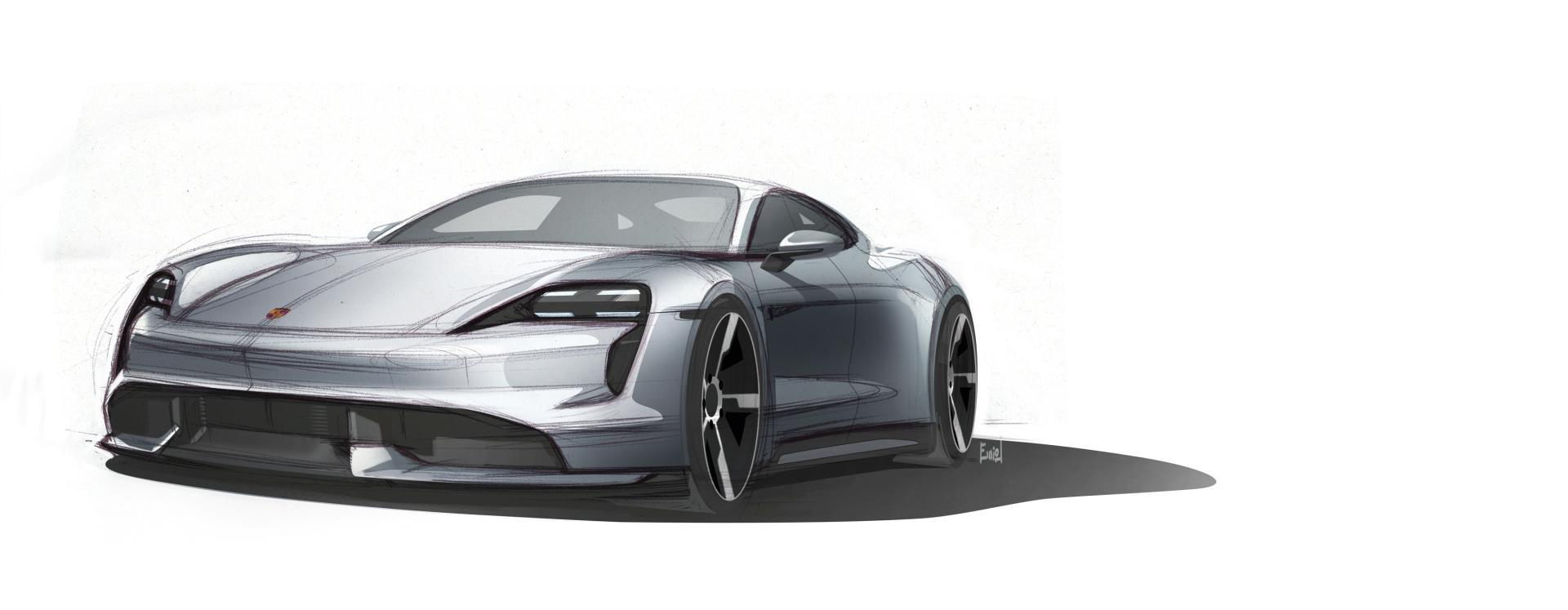 1.391 Mal fand der Porsche Taycan im ersten Quartal 2020 neue Besitzer