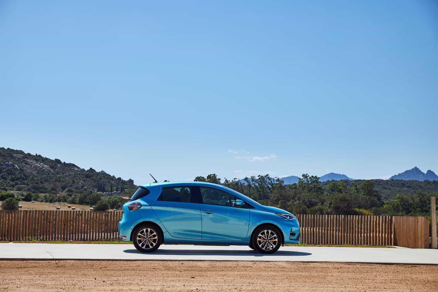 Renault ZOE erreicht im ersten Quartal 2020 ein starkes Absatzwachstum
