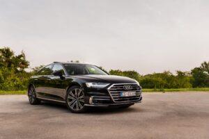 Audi A8 wird als reines E-Auto nicht auf die Straße kommen; Konzentration auf SUVs