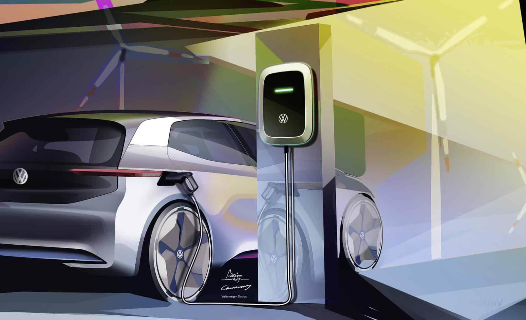 VW: Europas größter Elektroauto-Hersteller - Ende April 2020