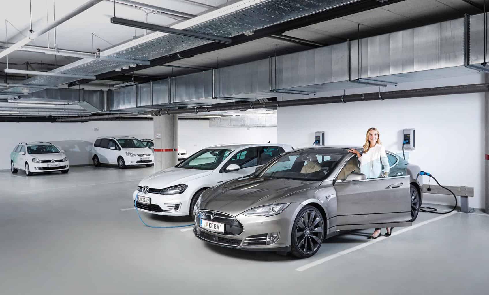 """Projekt """"Urcharge"""" simuliert E-Auto-Anteil von 50 Prozent im Alltag"""