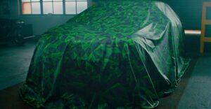 Ein erster Blick auf den neuen Opel Mokka - die Tarnung fällt