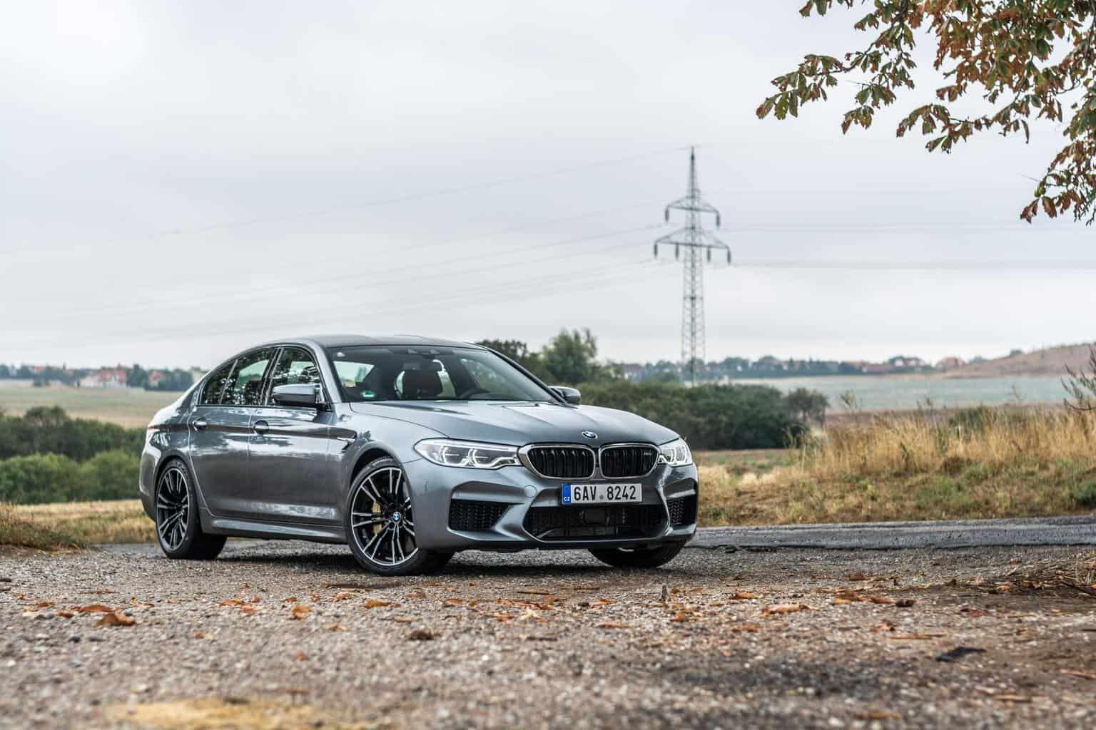 Bericht: Bei BMW befindet sich ein 1.006 PS starker, vollelektrischer M5 in Arbeit