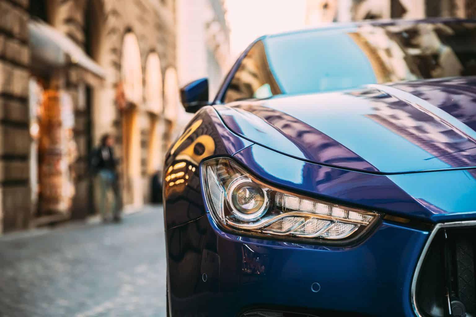 Fiat Chrysler rettet durch CO2-Tesla-Deal seine Marken Alfa Romeo und Maserati