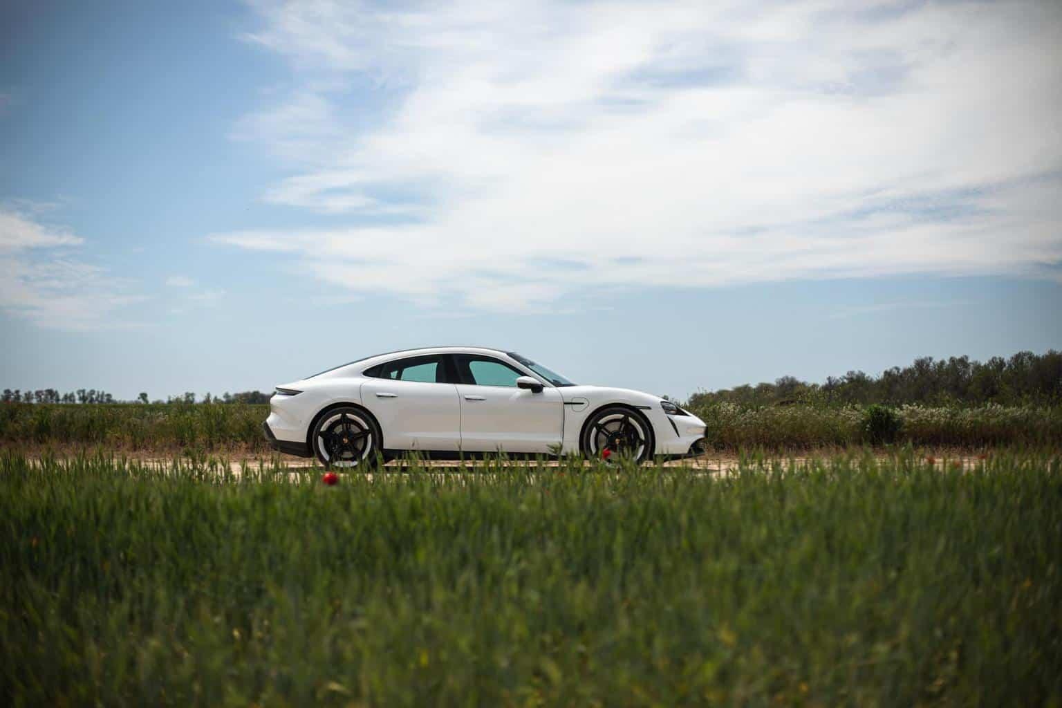 """Porsche-Chef Blume: """"Umweltschutz kann wirtschaftlich sein"""""""