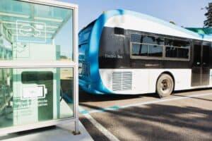 Nur 40 von 835 geförderten Elektrobussen in Betrieb