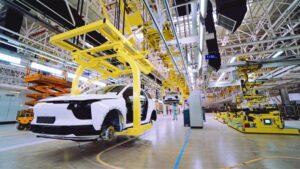 AIWAYS setzt für E-SUV auf Kooperationen mit renommiertesten Zulieferern