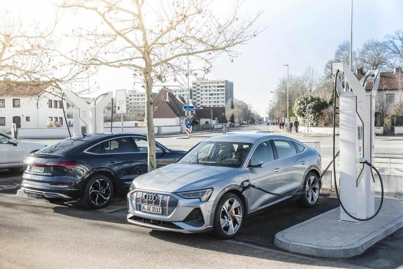 """Audi: Kunden """"sollte nicht nur der Maximalwert der Ladeleistung interessieren"""""""