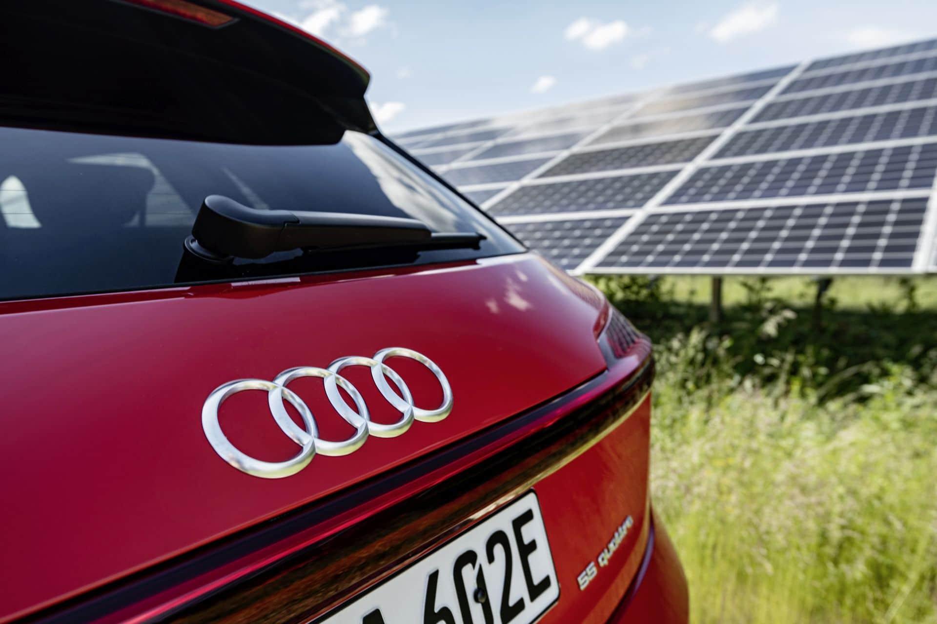Audi forciert effektives Batterie-Recycling in Zusammenarbeit mit EnBW