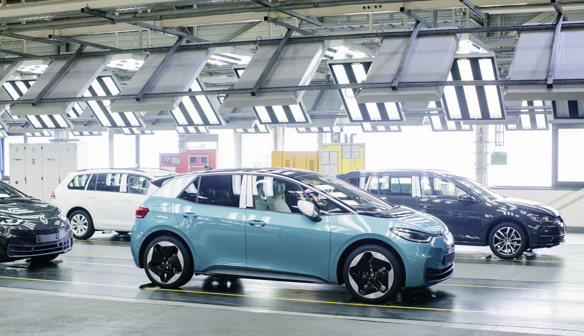 VW Konzern: Über 185.000 E-Auto-Zulassungen in 2020 erwartet