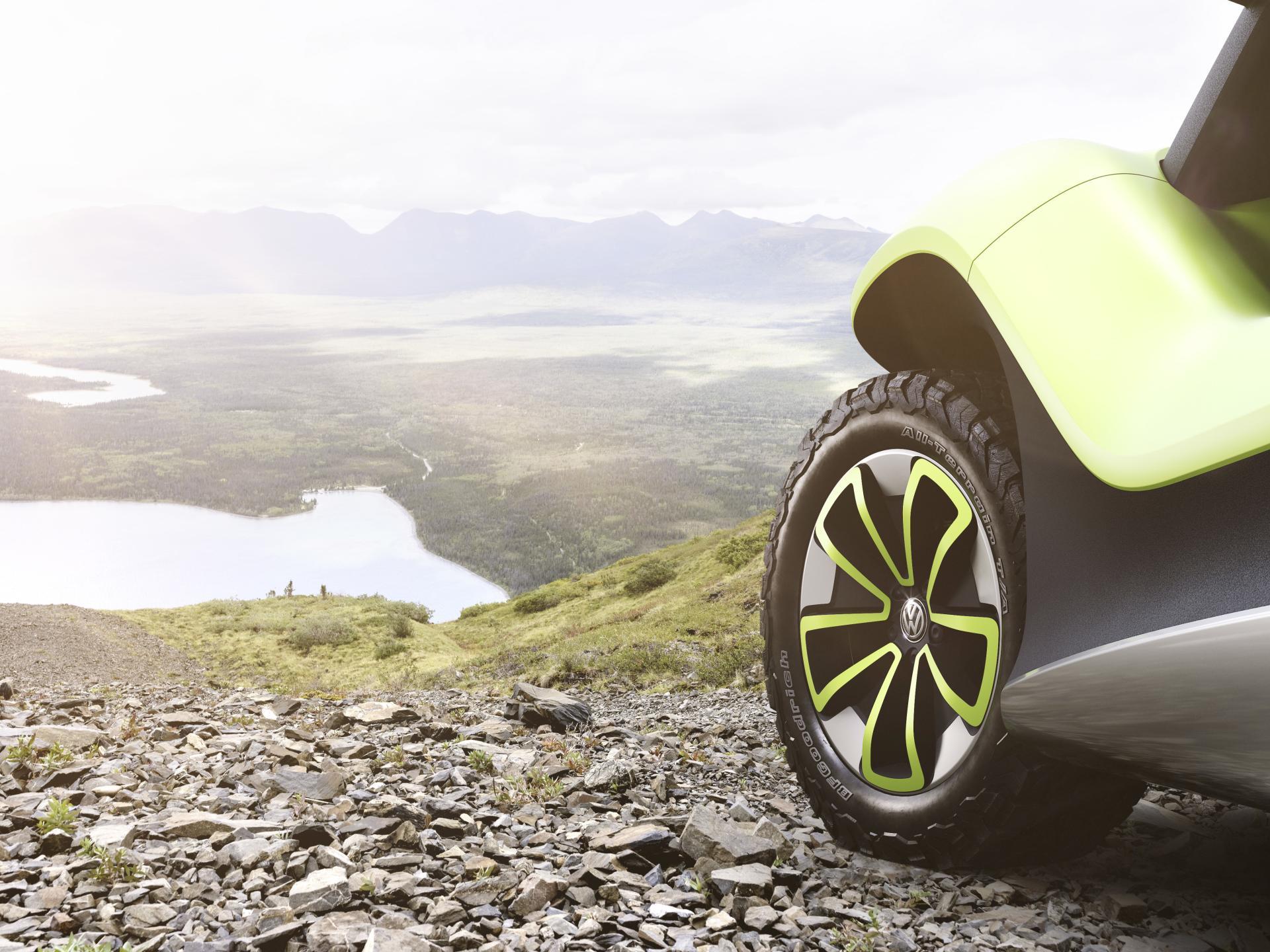 VW sagt Elektro-Spaßgefährt ID.Buggy ab