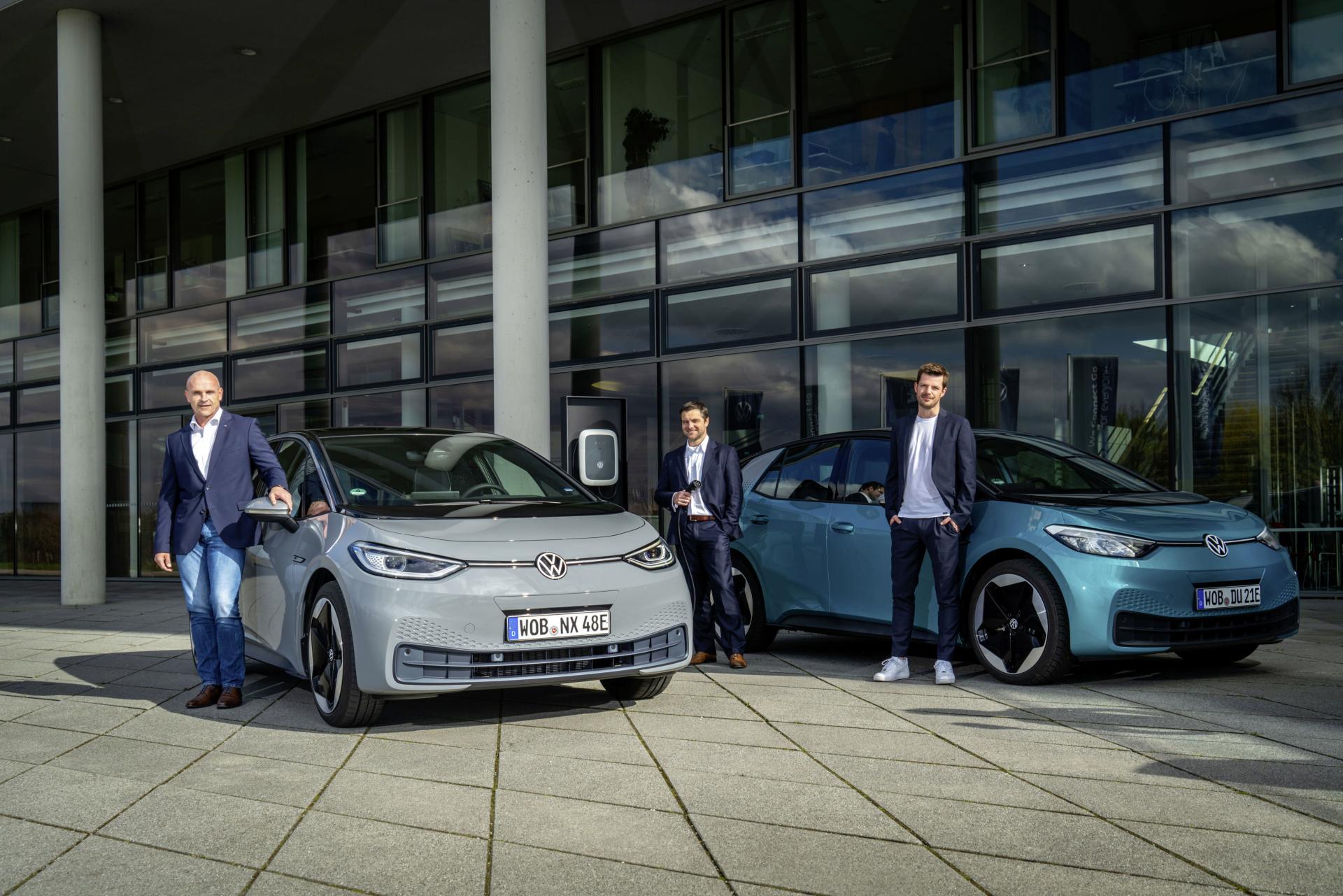 VW bringt die Wallbox für alle auf den Markt
