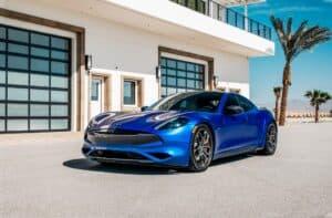2020 Karma Revero GT bekommt ein Upgrade spendiert