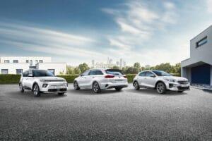 ADAC SE erweitert Elektromobilitätsangebot um drei KIA-Modelle