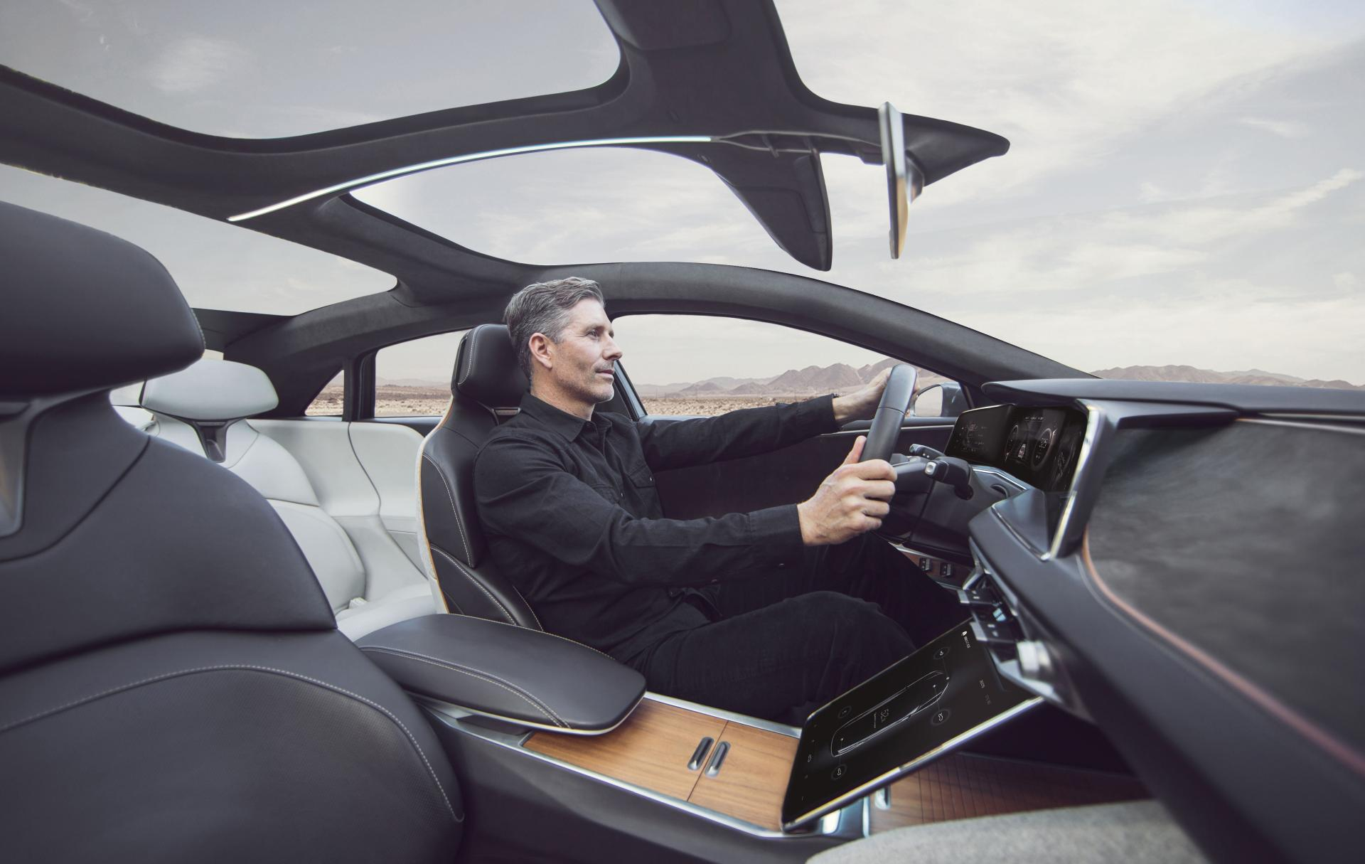 "Lucid Air: ""Bitte nennen Sie uns nicht 'Tesla-Killer'"""