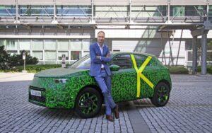 Opel zeigt Video des neuen Opel Mokka-e mit weiteren Details