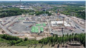 """BASF hält daran fest """"Kunden im Jahr 2022 Batteriematerialien aus Europa bereitzustellen"""""""