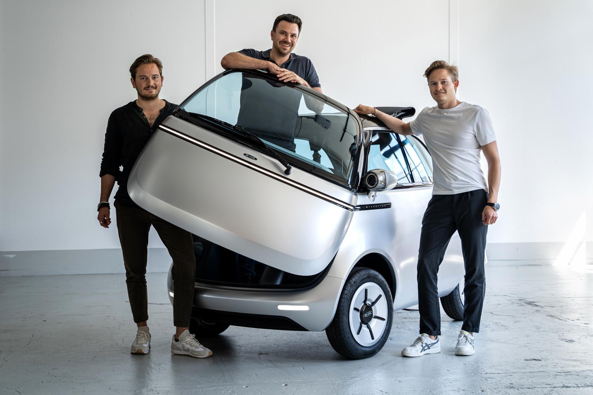 Jochen Rudat: Von Tesla zu Automobili Pininfarina zu Microlino