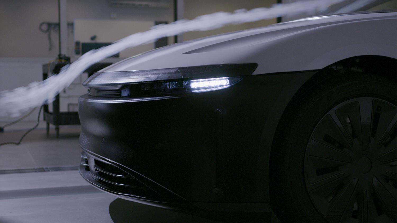 Lucid Air ist das aerodynamischste Luxusauto der Welt