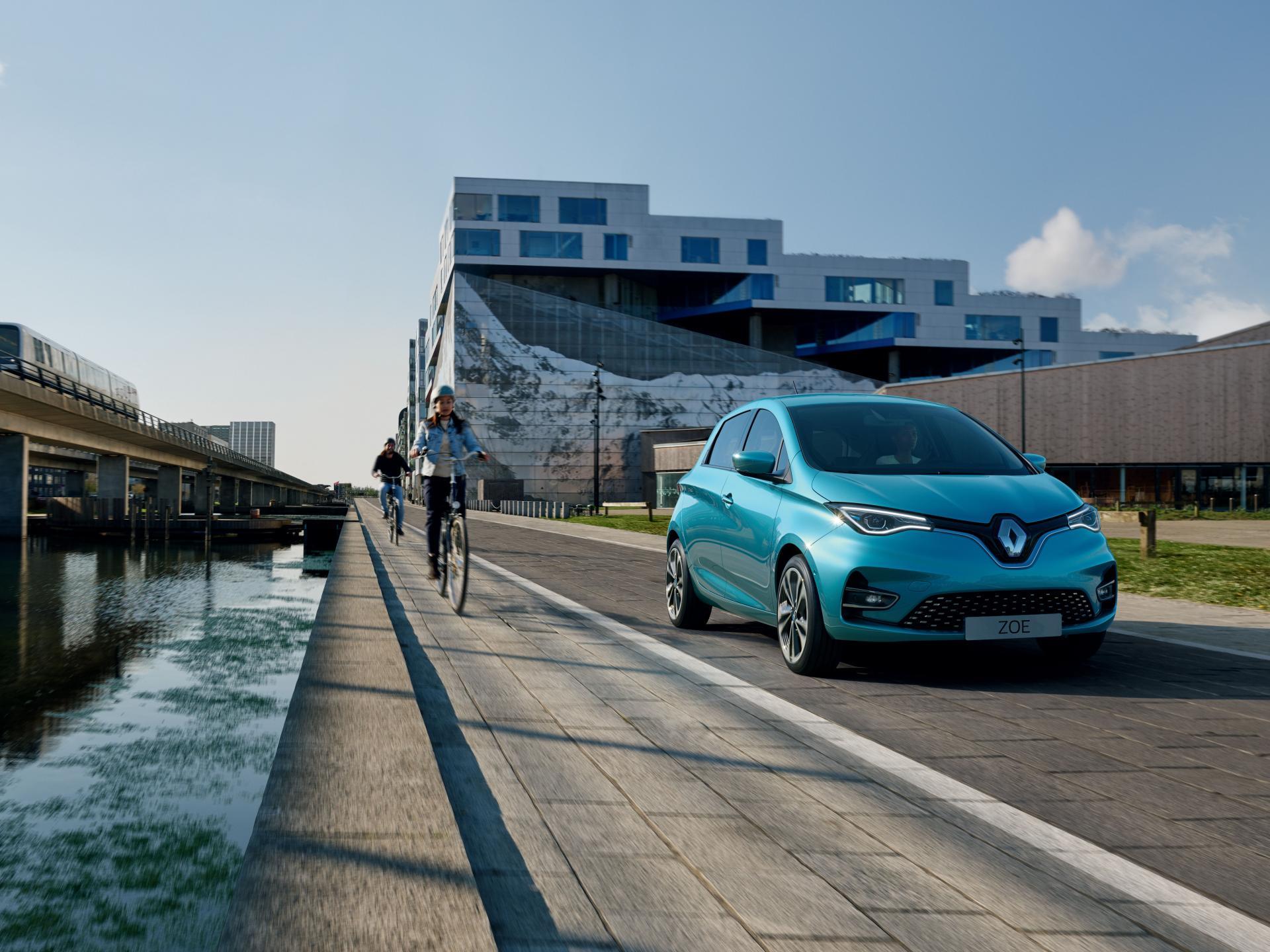 Renault erhöht die Kaufprämie für eigene E-Autos abermals