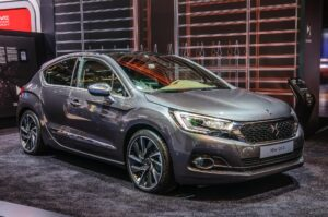 DS 4 könnte als E-Auto / Plug-In-Hybrid bei Opel Rüsselsheim vom Band laufen