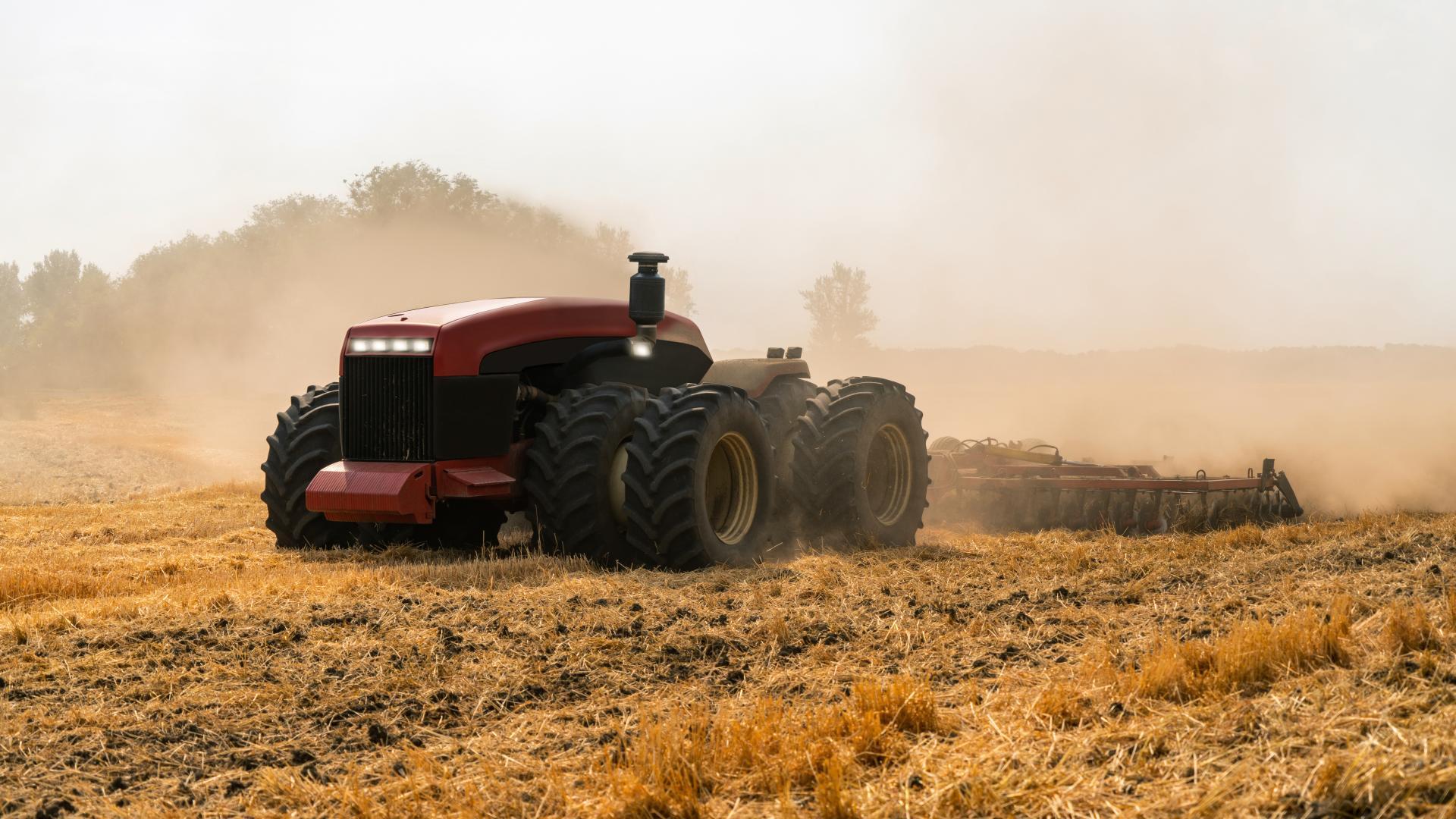 China bringt ersten wasserstoffbetriebenen intelligenten 5G-Traktor auf den Markt