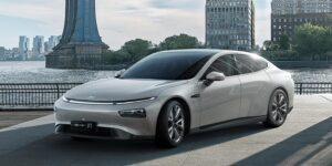 Xpeng P7: Auslieferung der E-Limousine unter 30.000 Euro in China gestartet