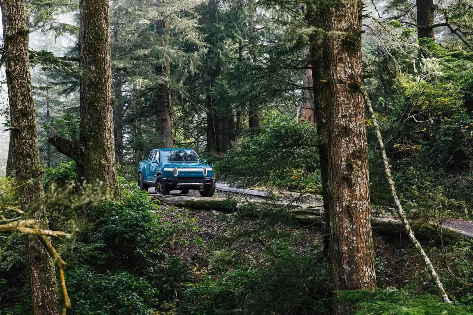 Rivian Motors: E-Pickup- und E-SUV-Auslieferung erst ab Sommer 2021 geplant