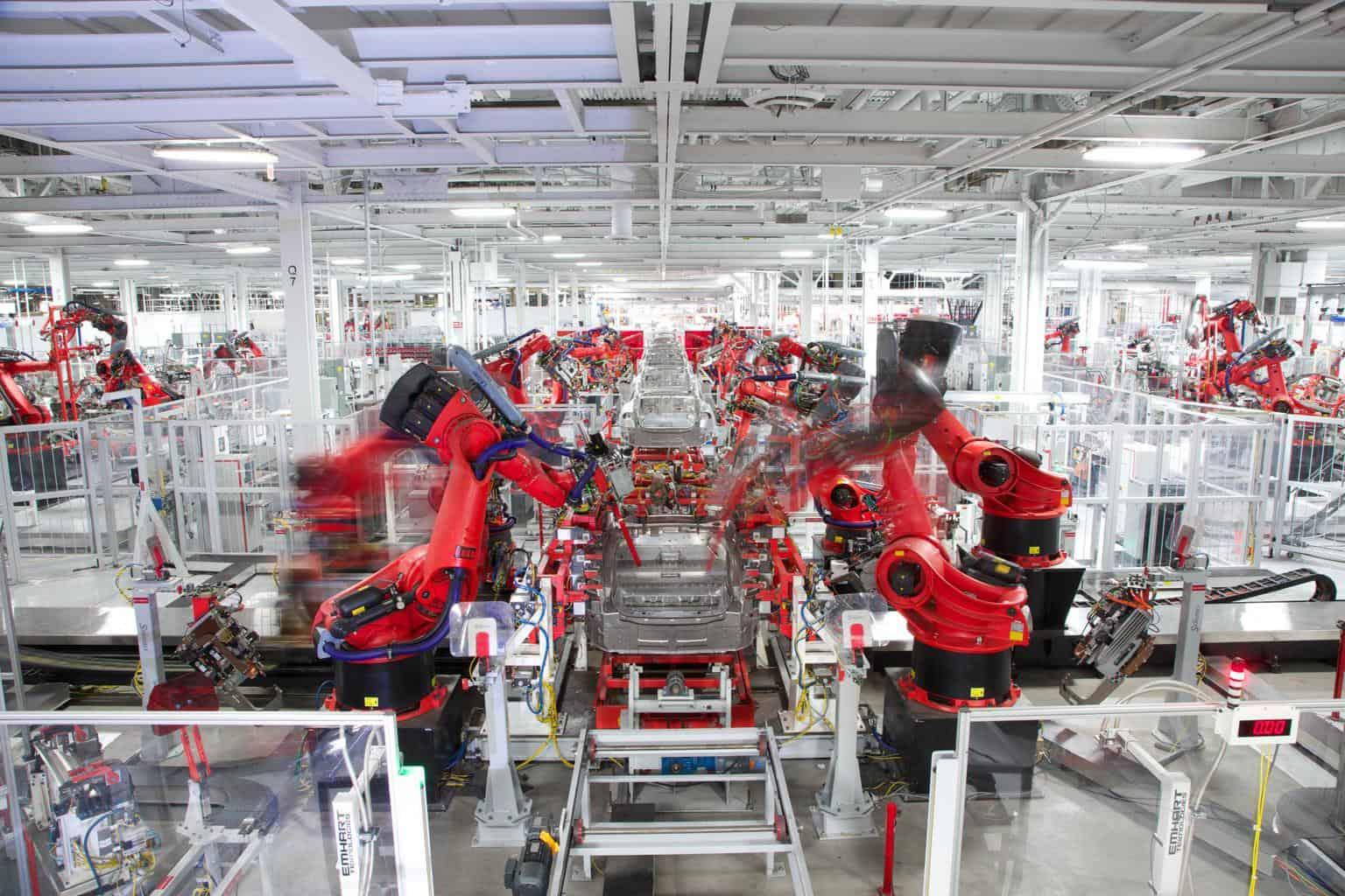Tesla wählt Texas als Standort für seine nächste Gigafactory aus
