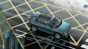 Volkswagen elektrifiziert den neuen Tiguan