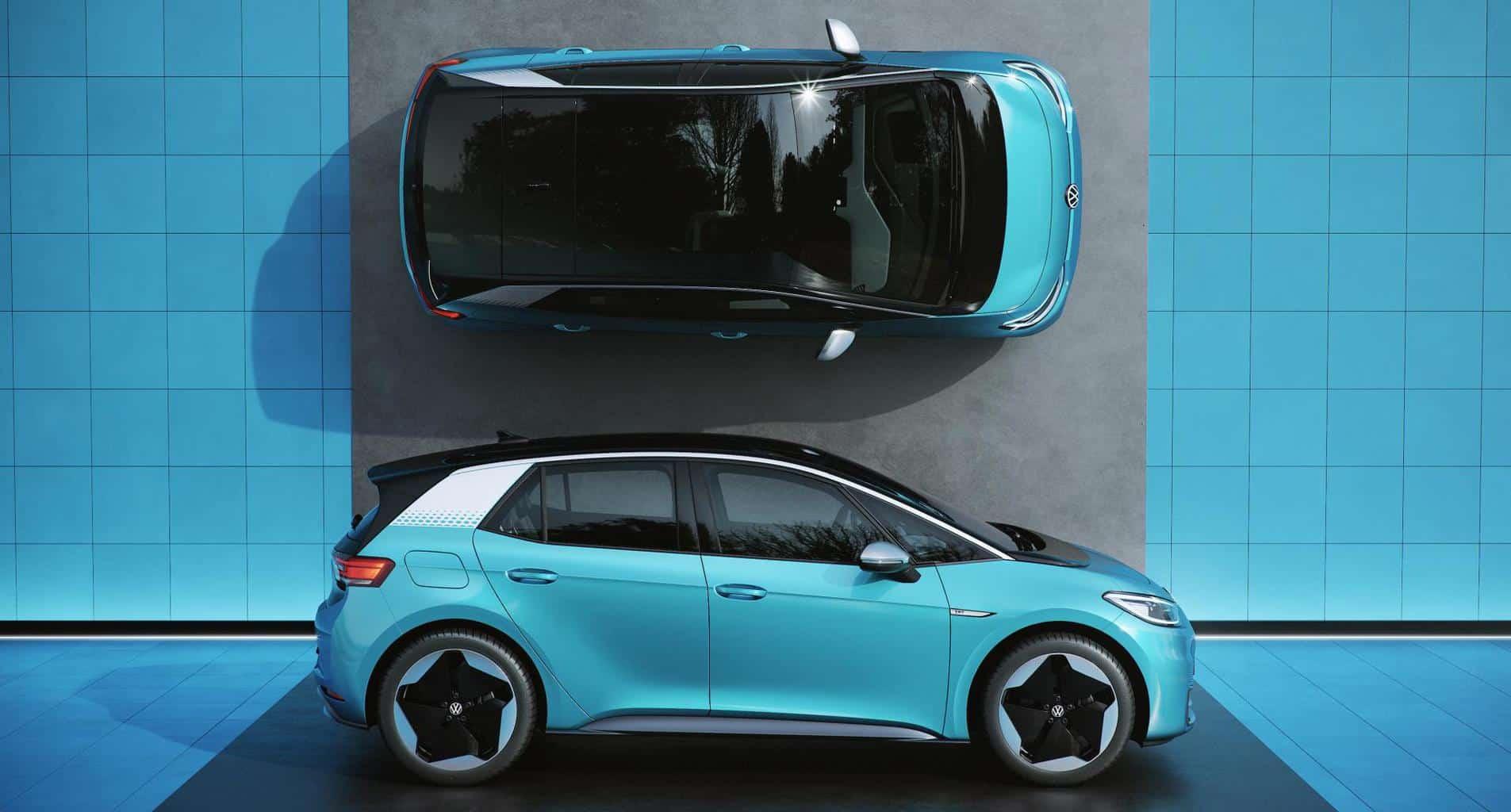 Volkswagen: Verkauf für ID.3 startet am 20. Juli