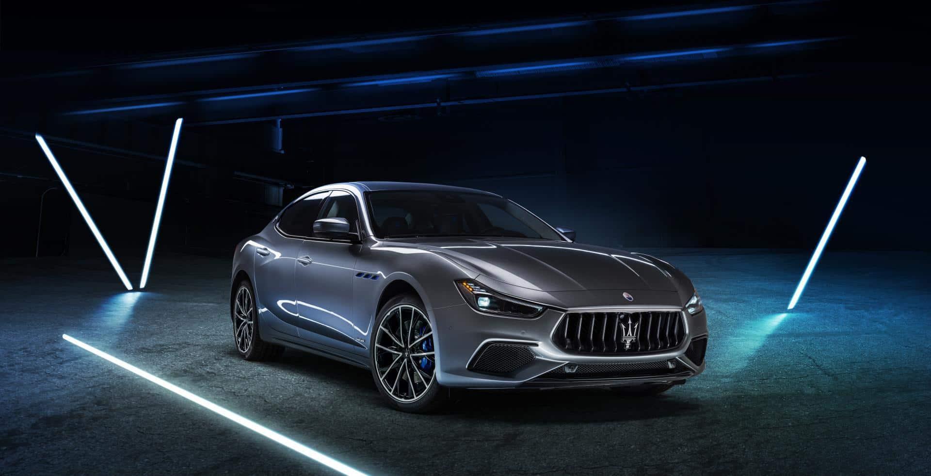 Maserati Ghibli Hybrid - Der erste Schritt in Richtung E-Mobilität