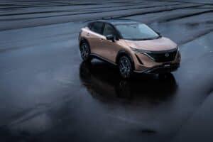 Nissan enthüllt Ariya E-Crossover - alle Fakten und Fotos auf einen Blic