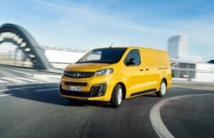 Opel Vivaro-e Elektro-Transporter bereits ab 26.650 Euro mit Umweltbonus