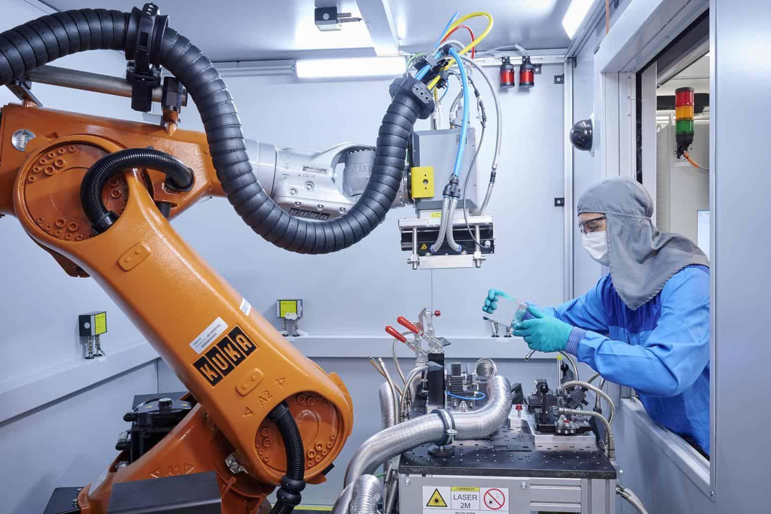 BMW sieht die Batteriezelle ganzheitlich, nachhaltig und effizient