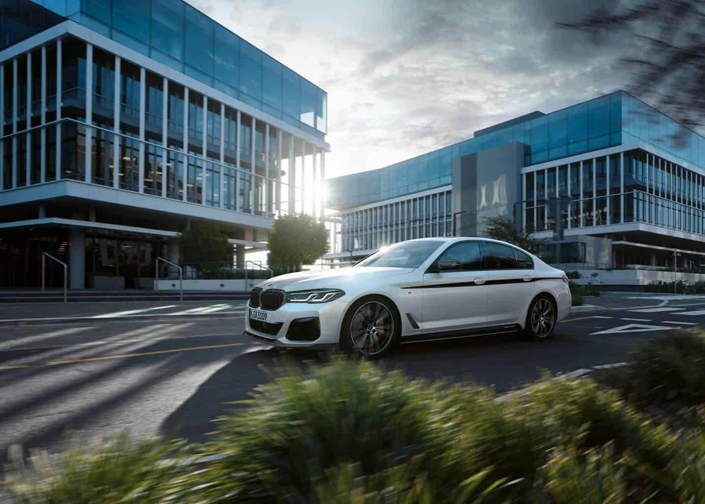 BMW X1 und BMW 5er Baureihe kommen vollelektrisch auf die Straße