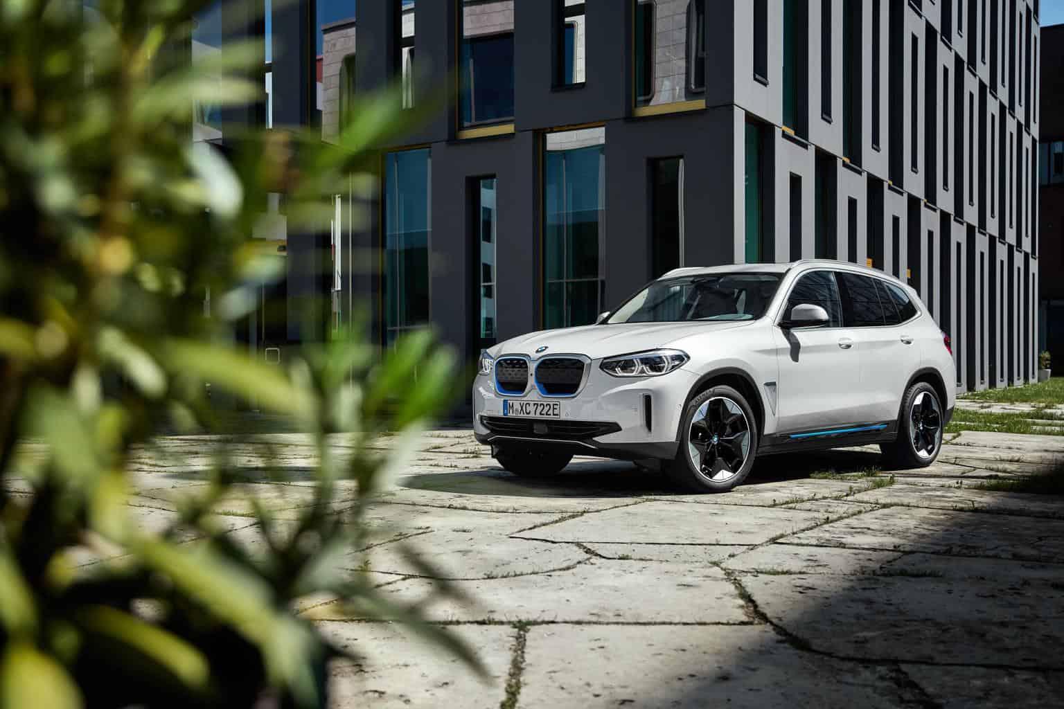 BMW-Chef Zipse über iX3, die Produktionsstrategie sowie Wasserstoff-Autos